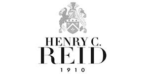 Hand-Forged by Henry C. Reid Logo